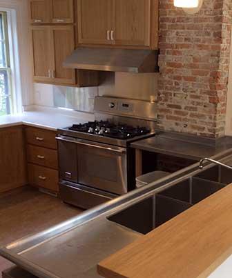Bassett House Kitchen