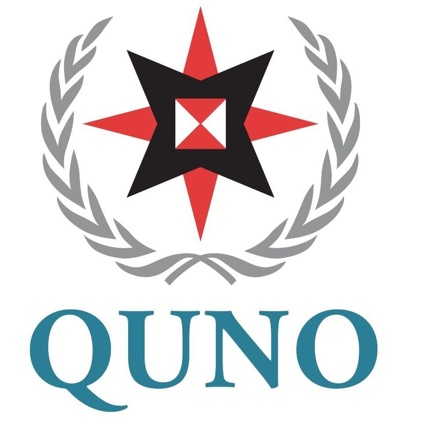 Logo of Quaker United Nations office