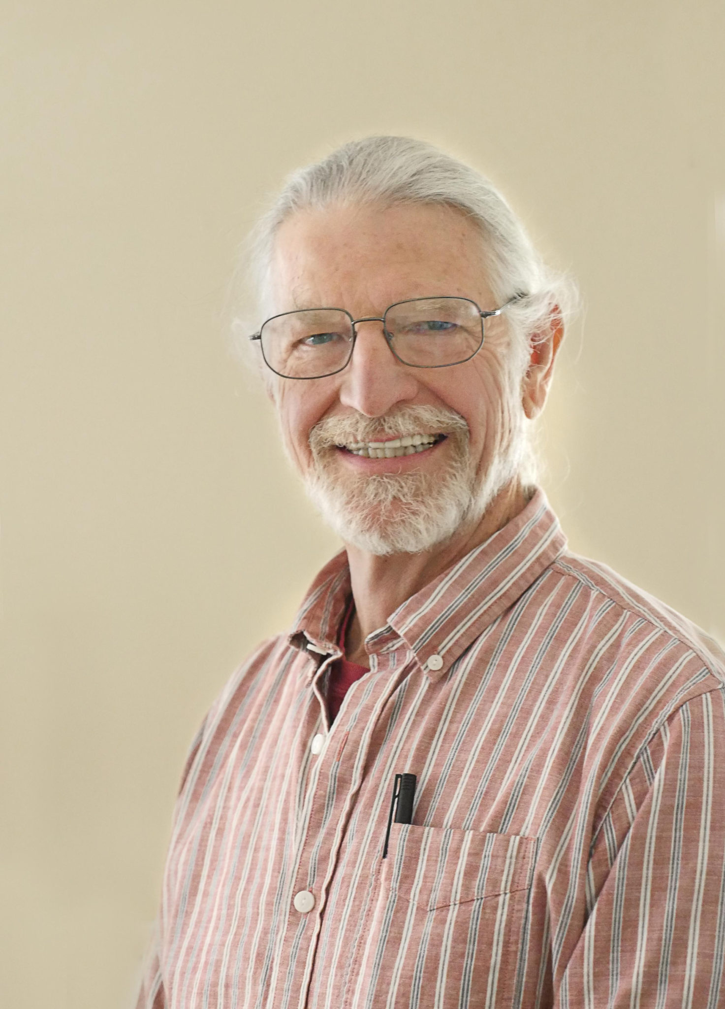 Portrait of Charles Simpson